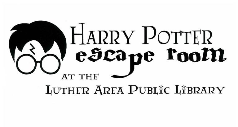 Harry Potter Escape Room Banner